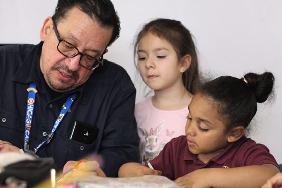 School-Age Program Homework Help